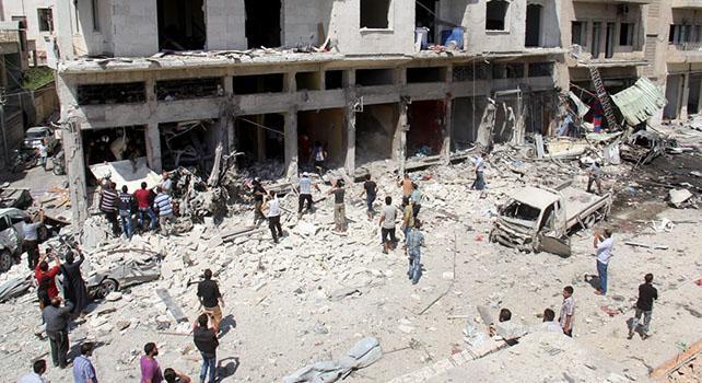 Siria: distrutti tutti gli ospedali di Aleppo. 400 morti in pochi giorni