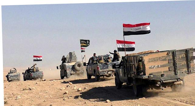 Iraq: salgono a 37.000 gli sfollati per l'offensiva su Mosul