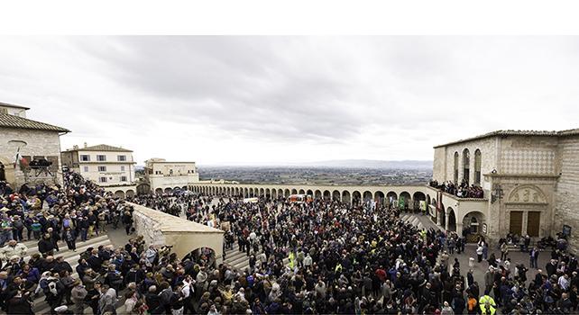 Domani Galletti ad Assisi per celebrazioni festa S.Francesco