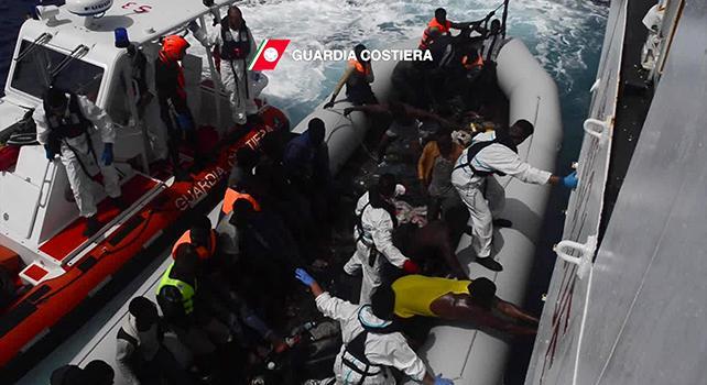 Migranti, Papa: Crisi umanitaria più grave da guerra mondiale