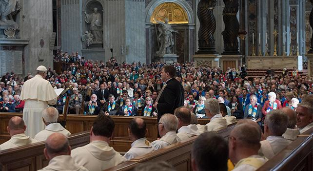 Chiusura dell'Anno della Misericordia: il messaggio del vescovo Spinillo