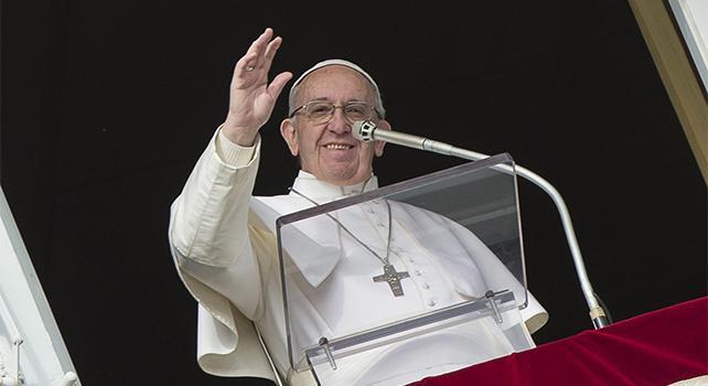 Il Papa: