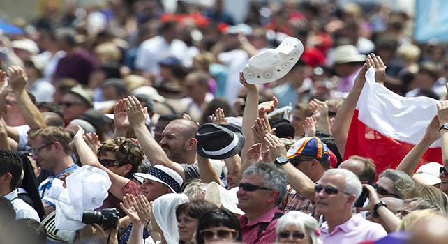 G20, l'appello del Papa: