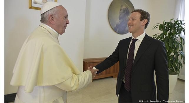 Mark Zuckerberg oggi alla Luiss, in diretta su facebook il Q&A