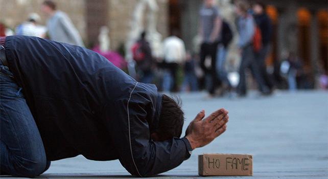 Istat: più di un italiano su 4 a rischio povertà o esclusione