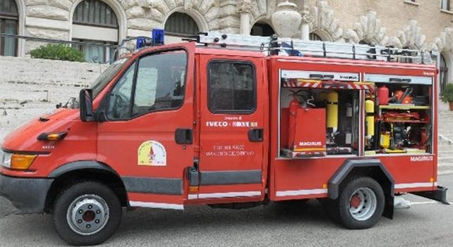 Terremoto, Papa invia i Vigili del Fuoco del Vaticano ad Amatrice