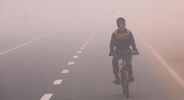 Lo smog causa ogni anno la morte di 476.000 persone